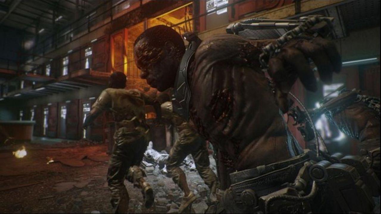Call of Duty Advanced Warfare: gameplay commentato dalla Games Week