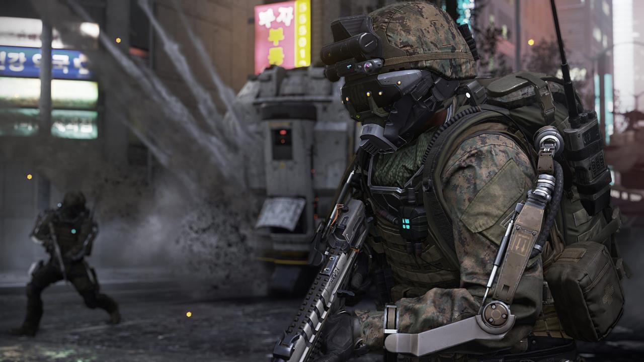 Call of Duty Advanced Warfare: nuova patch disponibile per il download