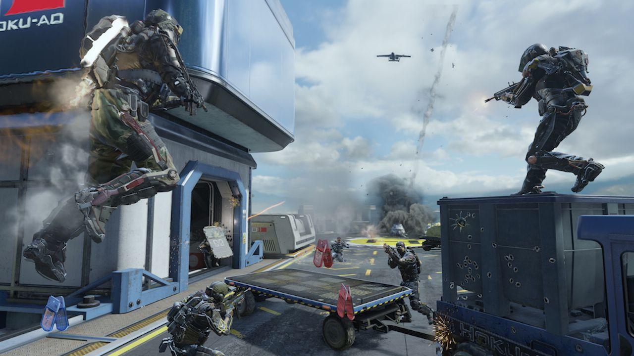 Call of Duty Advanced Warfare potrebbe arricchirsi di DLC single player