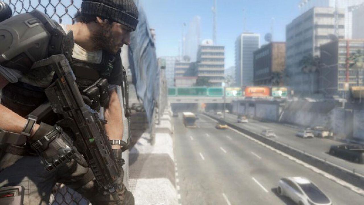 Call of Duty Advanced Warfare: problemi di download anche su PS4