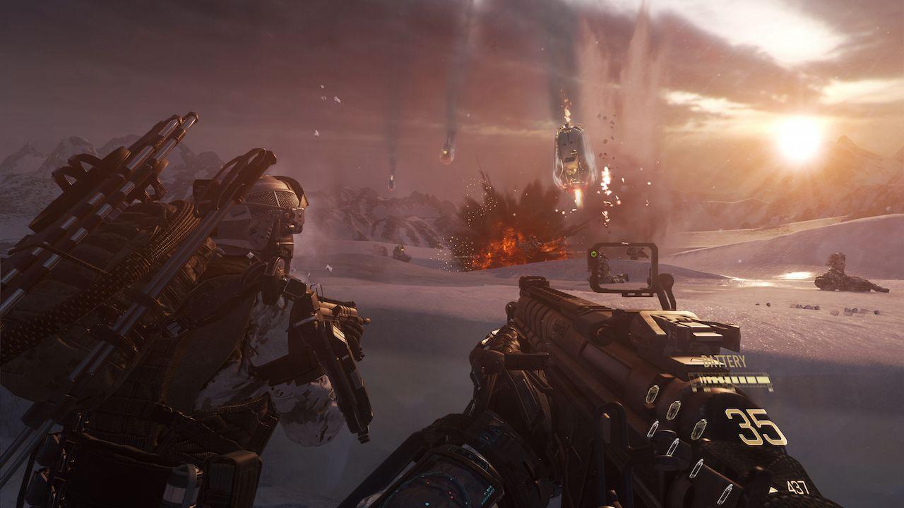 Call of Duty Advanced Warfare: pubblicata una nuova patch