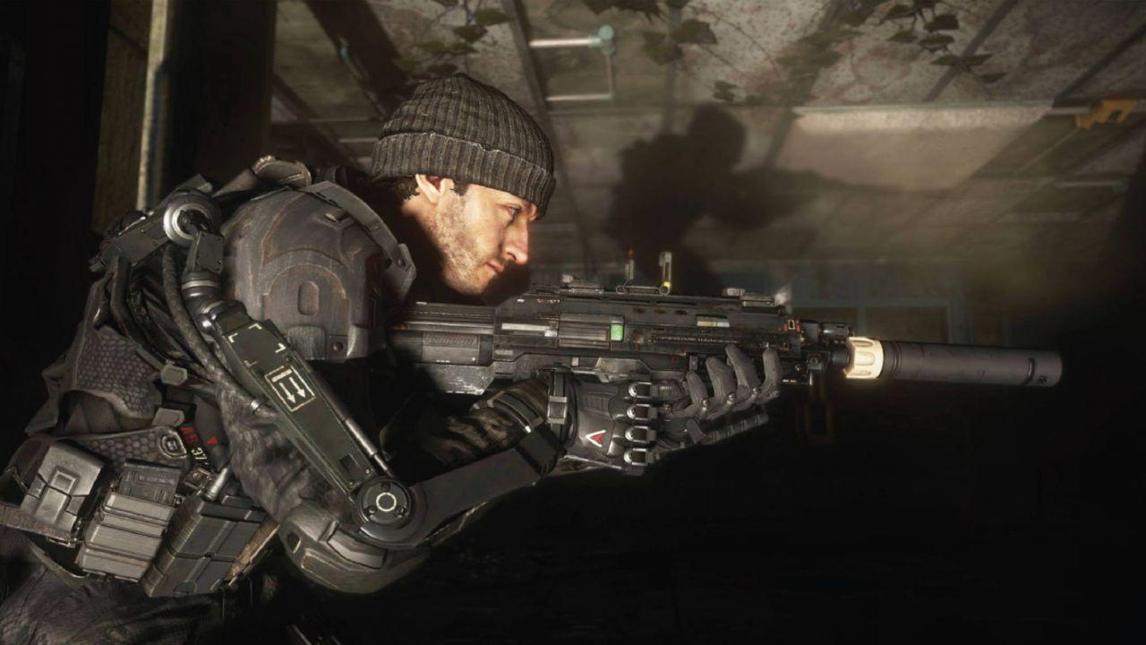 Call of Duty Advanced Warfare: trailer live action