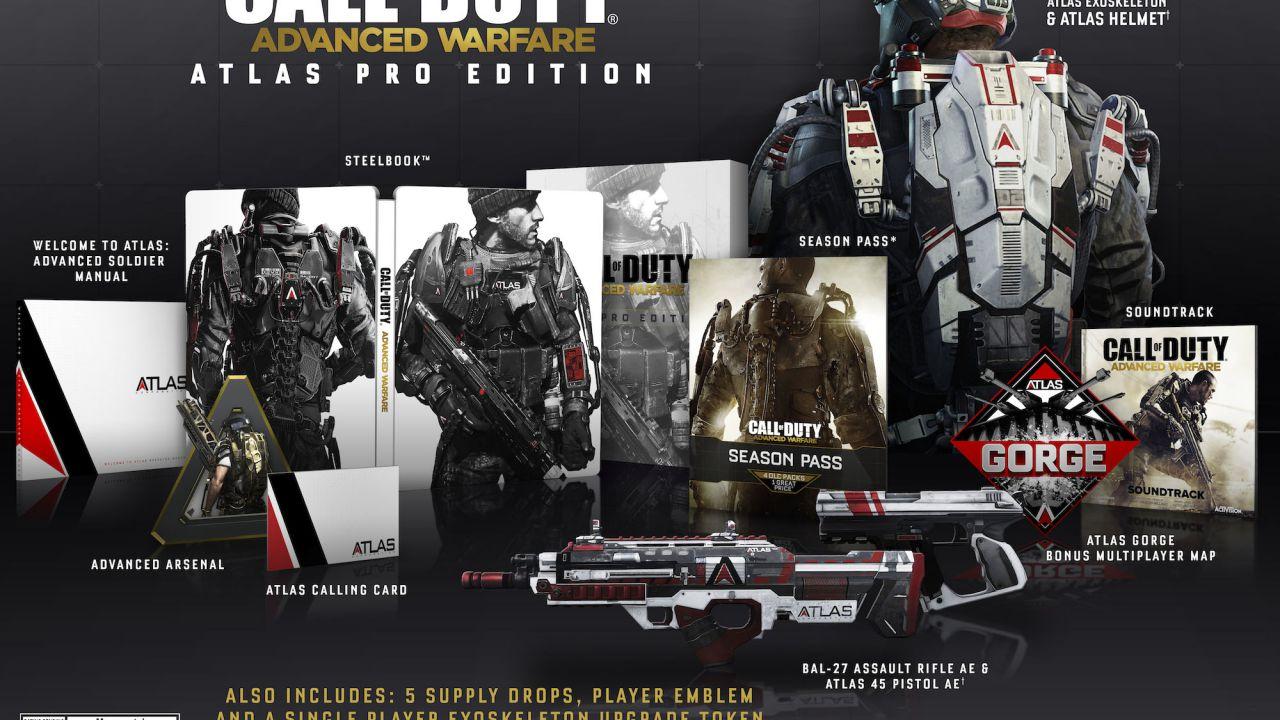 Call of Duty Advanced Warfare: la versione Xbox One non gira sempre a 1080p nativi