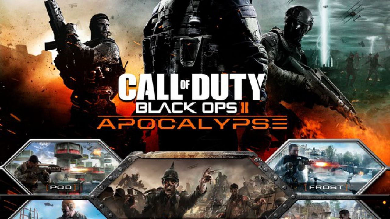Call of Duty: Black Ops 2, trailer per l'Uprising Map Pack
