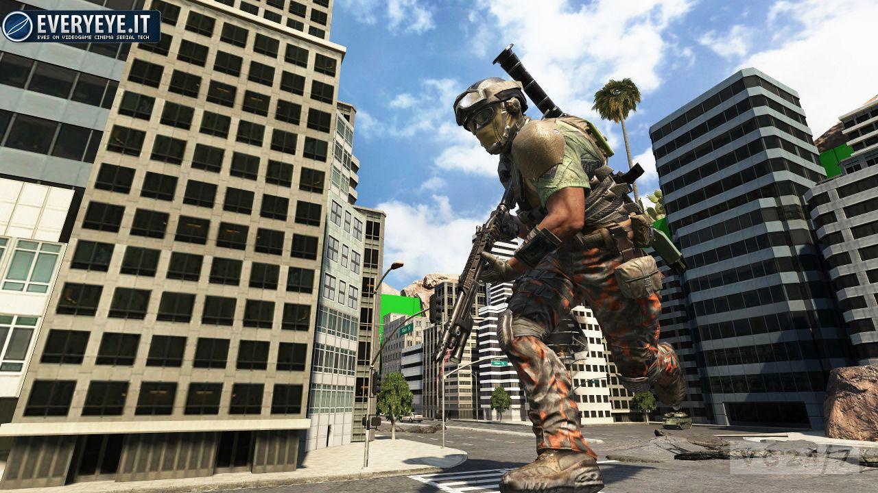 Call of Duty Black Ops 2: video per la mappa Nuketown 2025 su Wii U