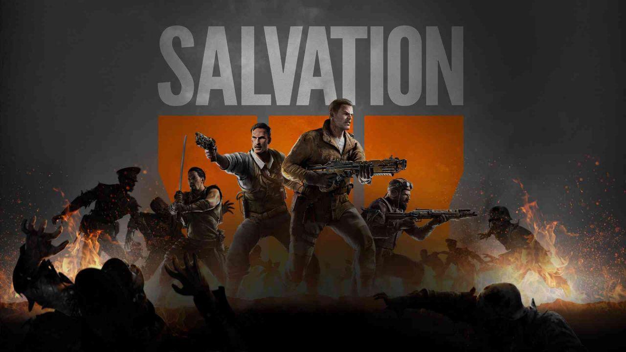 Call of Duty Black Ops 3: il DLC Salvation arriverà presto su PC e Xbox One