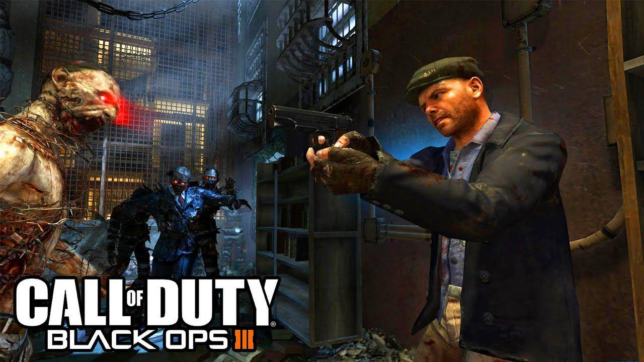 Call of Duty Black Ops 3: Ecco 20 minuti della modalità Zombies 'Le Ombre del Male'
