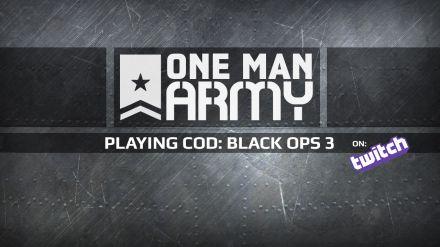 Call of Duty Black Ops 3 giocato da PAN1C in diretta su Twitch - Replica Live