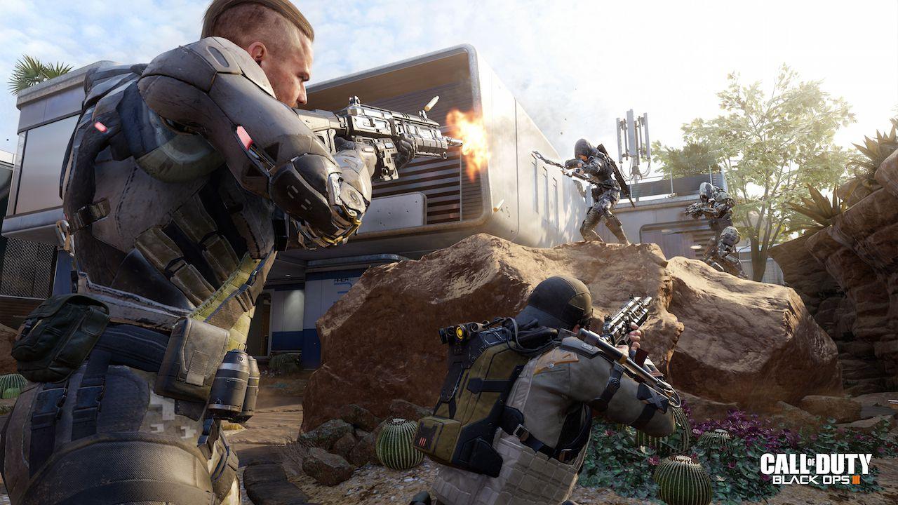 Call of Duty Black Ops 3 giocato su Twitch - Replica Live 06/11/2015