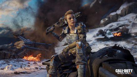 Call of Duty Black Ops 3 si aggiorna su PC