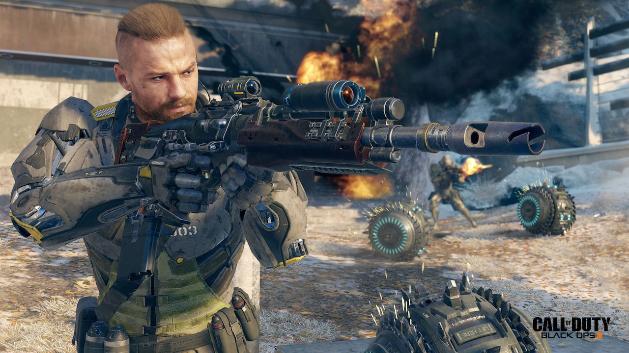 Call of Duty Black Ops 3 si mostra in nuove immagini