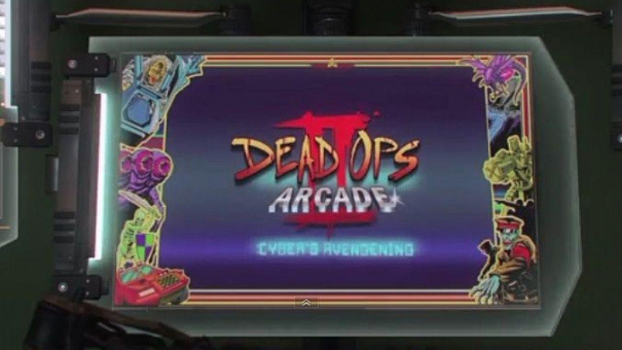 Call of Duty Black Ops 3: video gameplay del minigioco Dead Ops 2 Cyber's Revengening