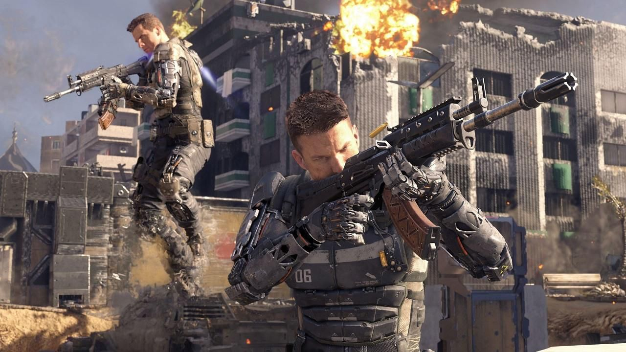 Call of Duty Black Ops 3: video gameplay delle modalità multiplayer Kill Confirmed e Hardpoint