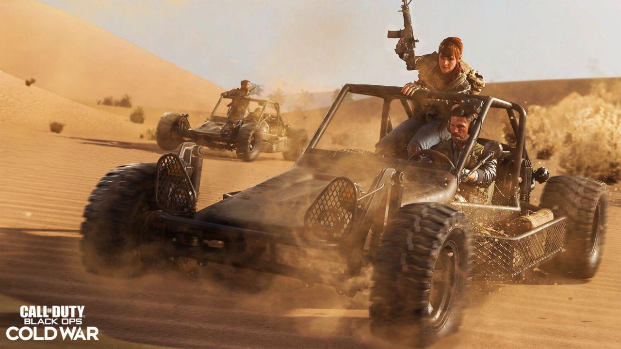Call of Duty Black Ops Cold War: i comandi della Beta su PS4