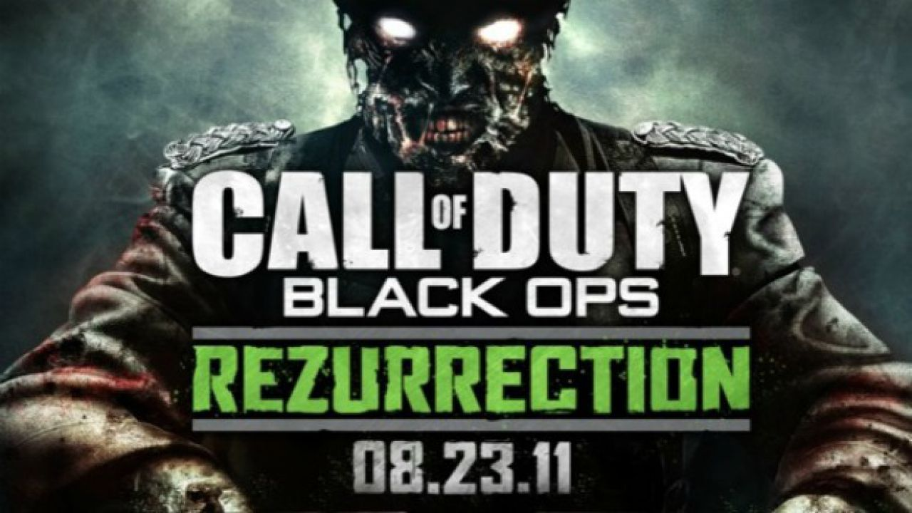 Call of Duty Black Ops: disponibile su Xbox Marketplace il DLC Rezurrection