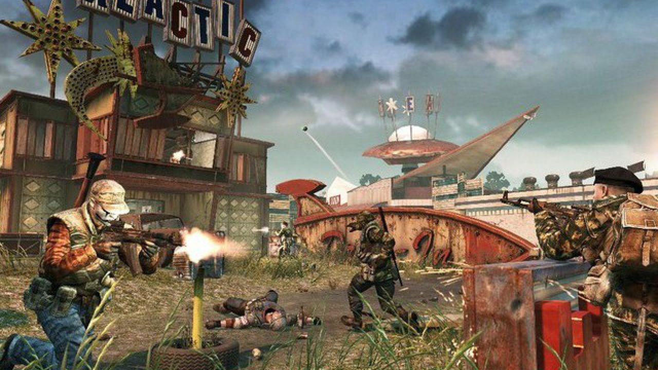 Call of Duty Black Ops: divertente trailer per la mappa zombie Shangri-La