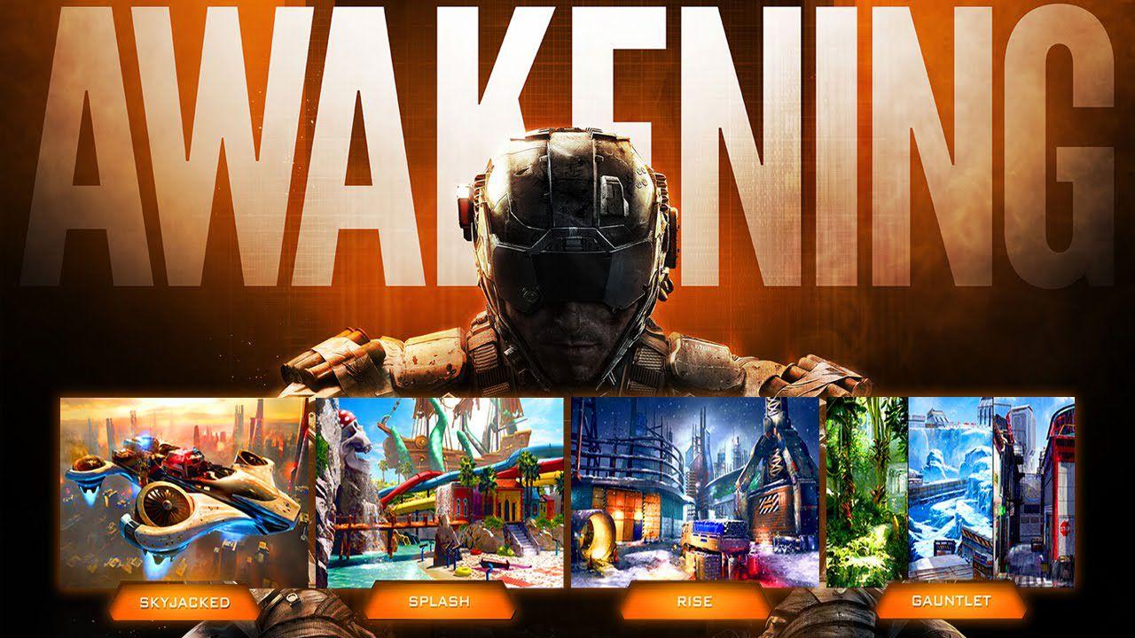 Call of Duty: Black Ops III - Awakening è disponibile su PlayStation 4