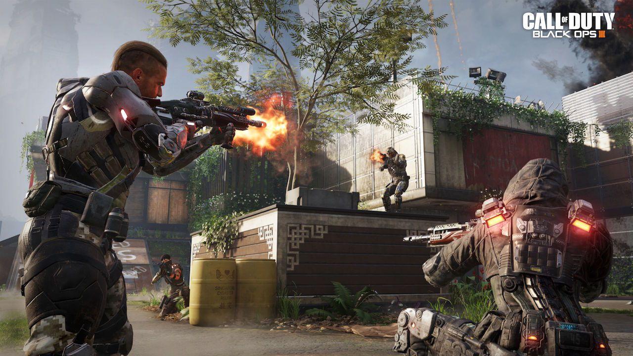 Call of Duty Black Ops III: il multiplayer potrà essere provato allo stand NVIDIA della Gamescom