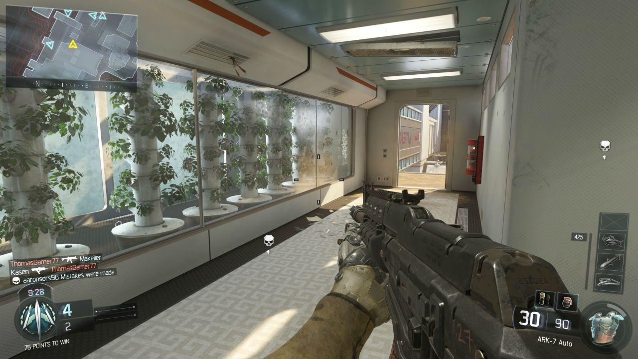 Call of Duty Black Ops III: rubati alcuni video del comparto multiplayer