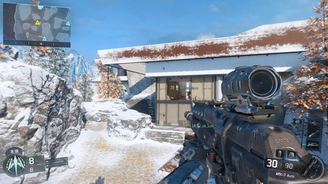Call of Duty Black Ops III è semplicemente stupendo, secondo Activision
