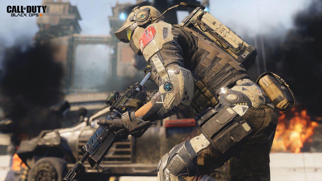 Call of Duty Black Ops III: svelato il peso dell'edizione digitale Xbox One