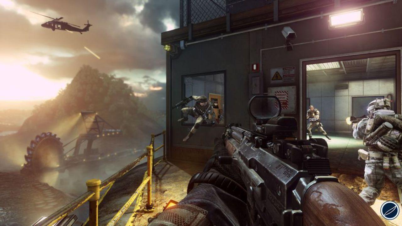 Call of Duty Ghosts: il DLC Invasion è disponibile su Xbox