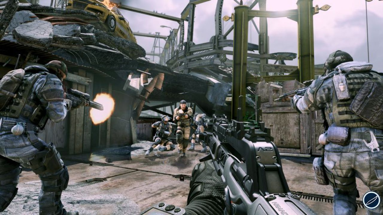 Call of Duty: Ghosts - due video per il DLC Invasion