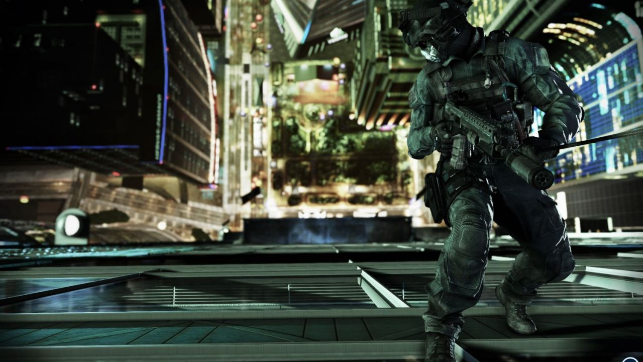 Call of Duty: Ghosts - immagini da Los Angeles
