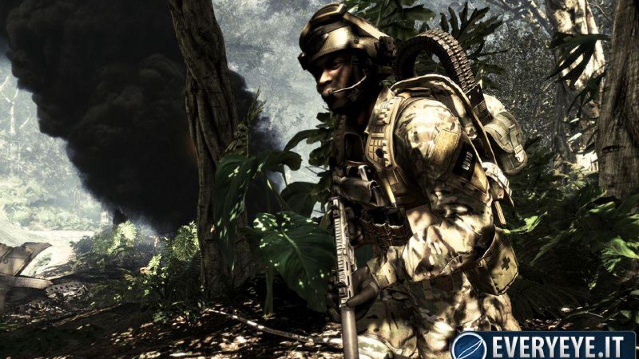 Call of Duty Ghosts: rilasciato un breve teaser della modalità multigiocatore