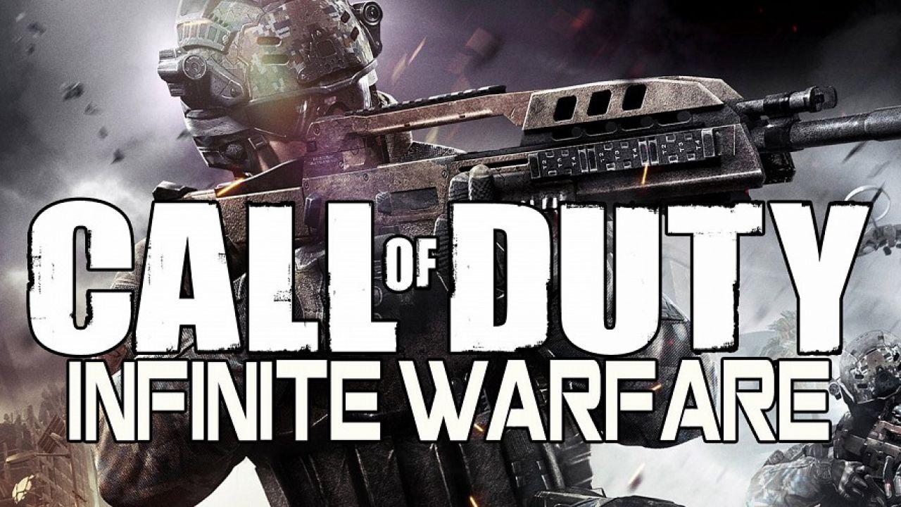 Call of Duty Infinite Warfare: Activision registra il marchio