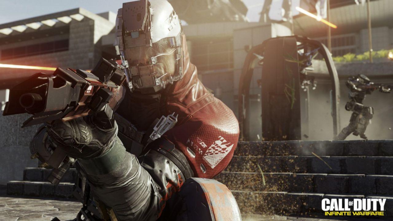 Call of Duty Infinite Warfare: arrivano nuove immagini dal COD XP 2016