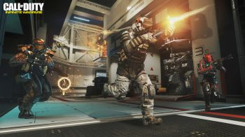Call of Duty Infinite Warfare: gameplay multiplayer in modalità Domination