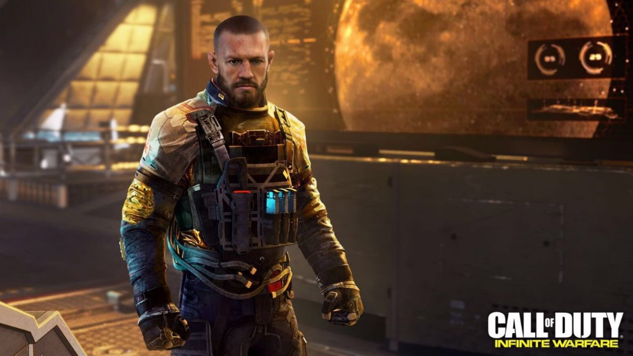 Call of Duty Infinite Warfare: l'atleta UFC Conor McGregor apparirà nel gioco