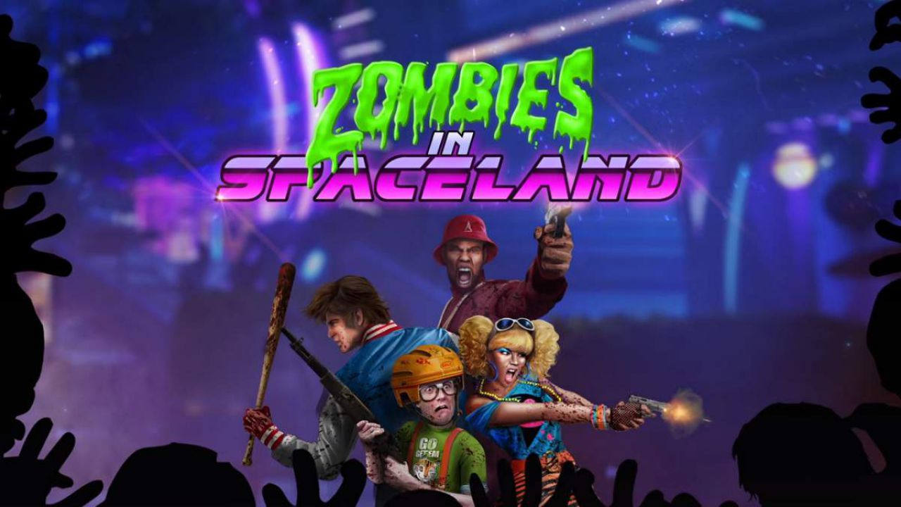 Call of Duty: Infinite Warfare lancia Zombies in Spaceland