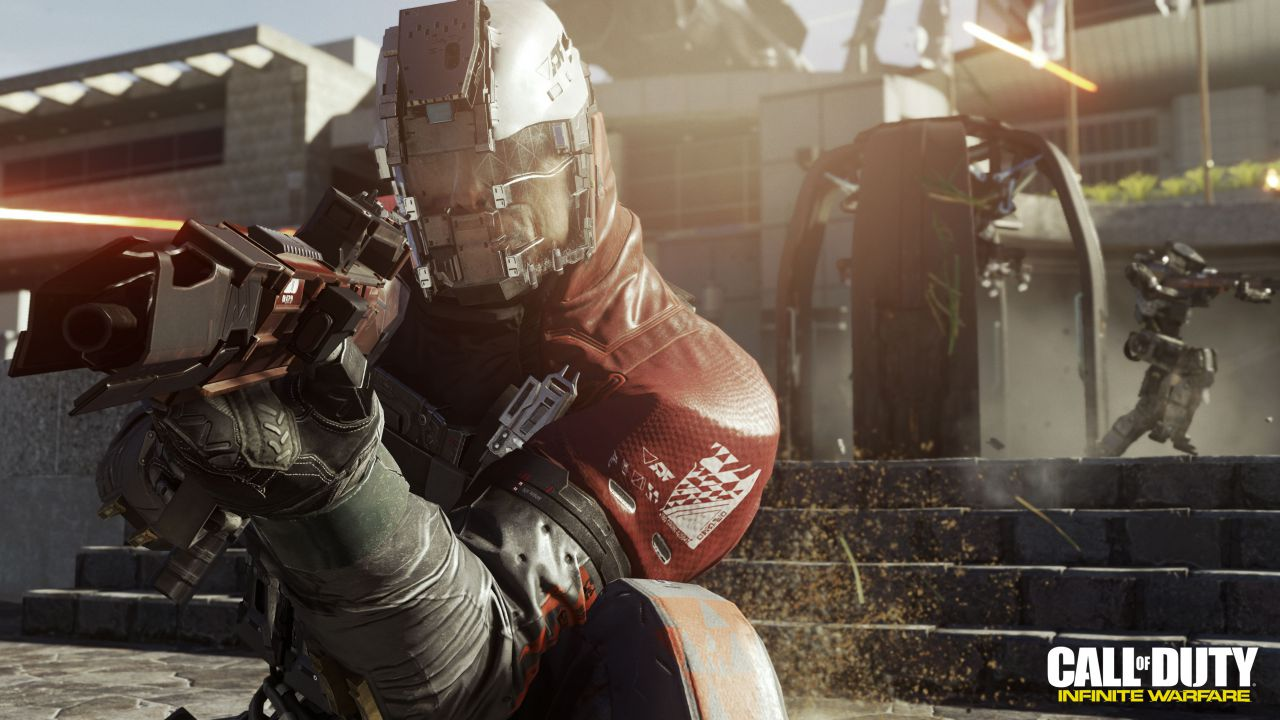 Pubblicati 15 minuti di gameplay di Call of Duty: Infinite Warfare