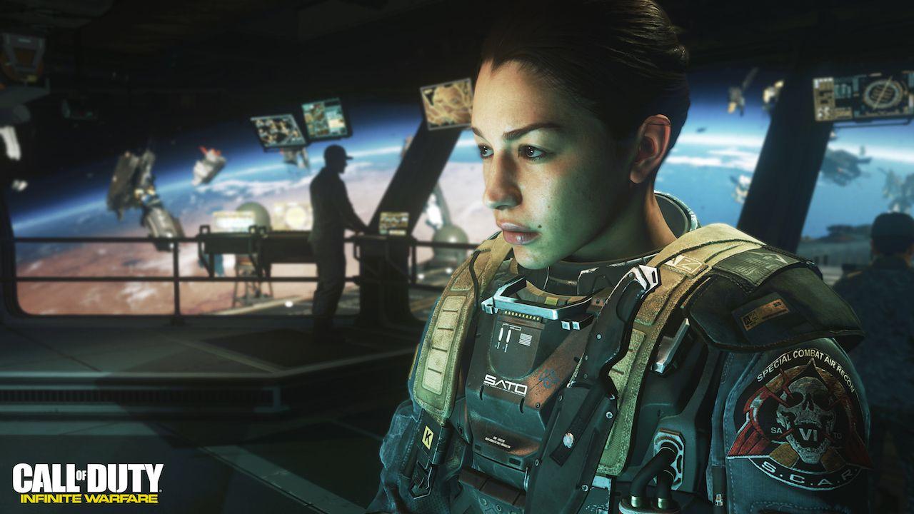 Call of Duty Infinite Warfare: un nuovo video gameplay per la campagna