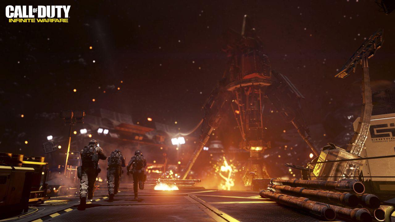 Call of Duty: Infinite Warfare sarà presente in forma giocabile all'E3