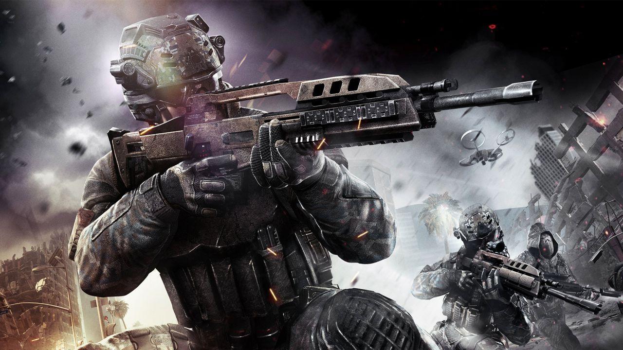 Call of Duty Infinite Warfare trapela dal PlayStation Store