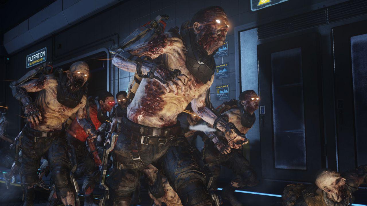 Call of Duty Infinite Warfare: trapelano alcuni dettagli sulla modalità Zombie