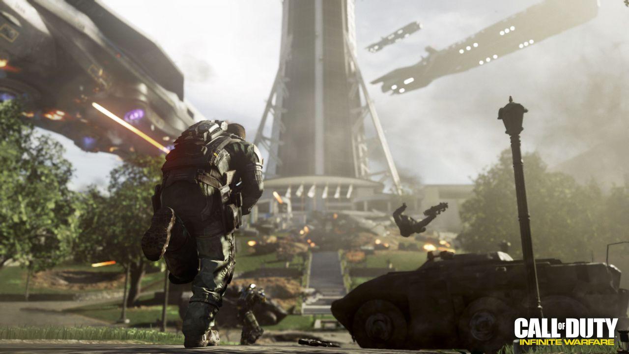 Call of Duty Infinite Warfare utilizzerà lo stesso engine dei precedenti episodi