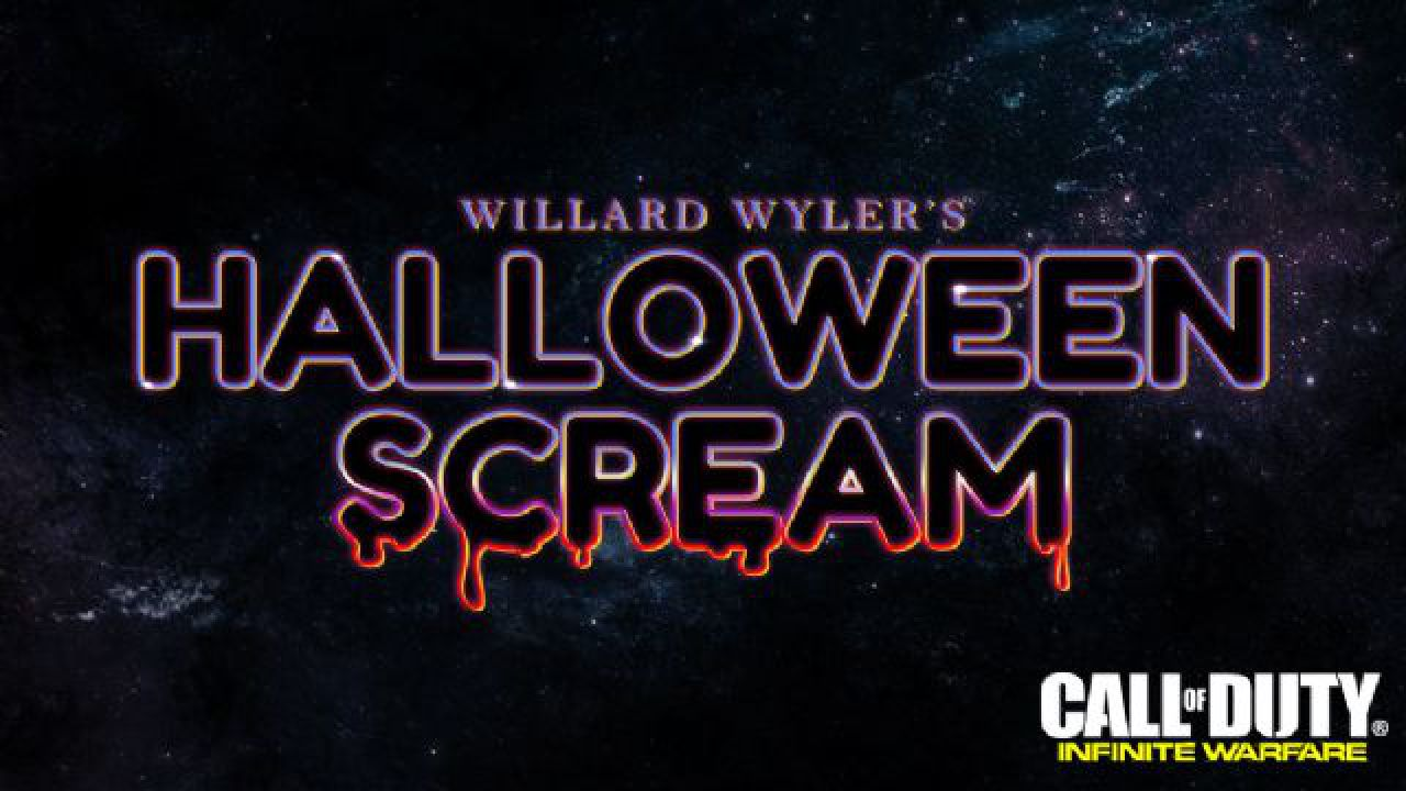 """WILLARD WYLER'S HALLOWEEN SCREAM"""