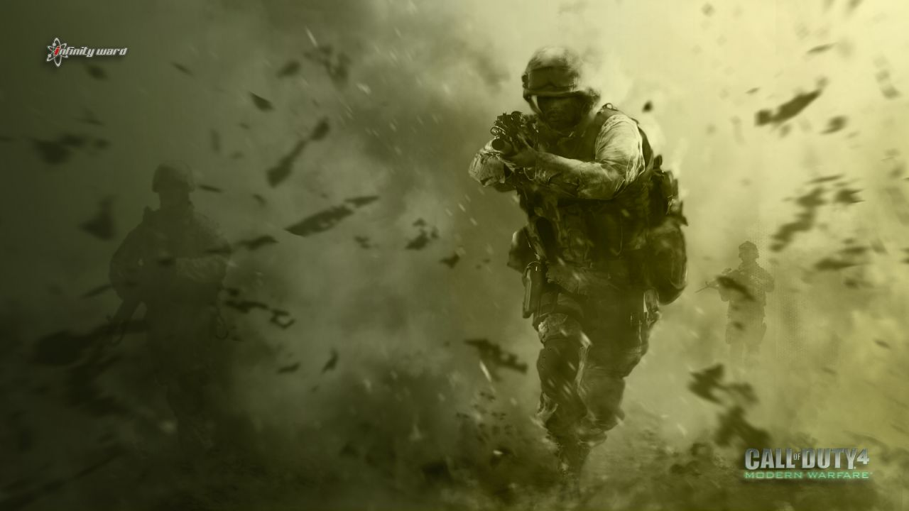 Call of Duty Modern Warfare Remastered non è sviluppato da Infinity Ward