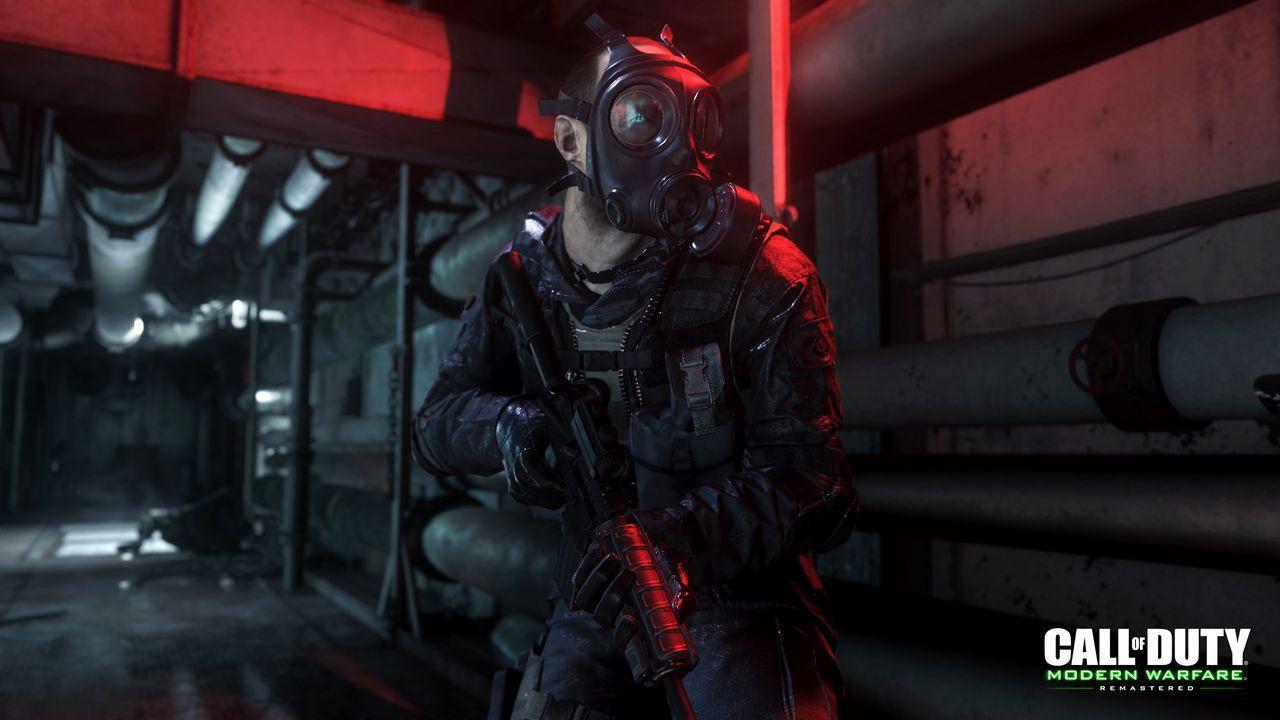 Call of Duty Modern Warfare Remastered: nuovi dettagli all'E3