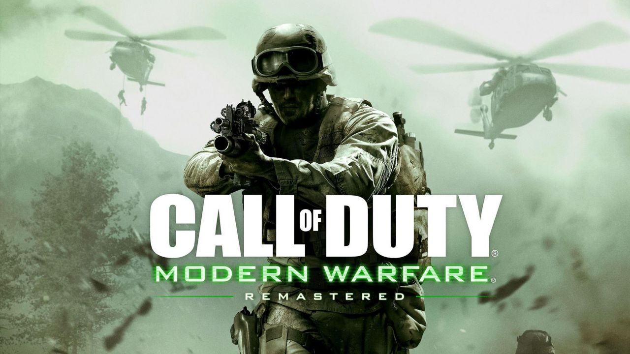 Call of Duty Modern Warfare Remastered: svelate due nuove mappe