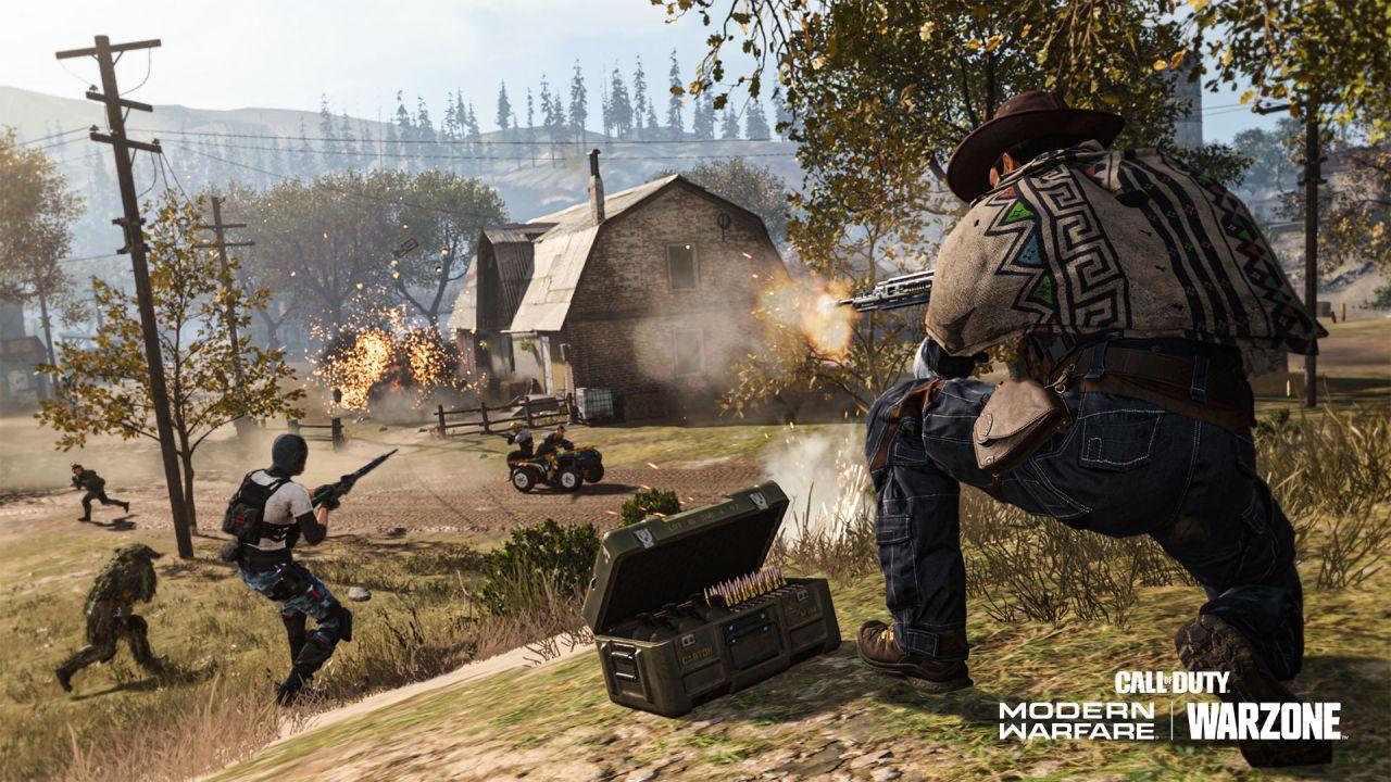 Call of Duty Modern Warfare e Warzone: non solo Morte, le novità dell'8 settembre