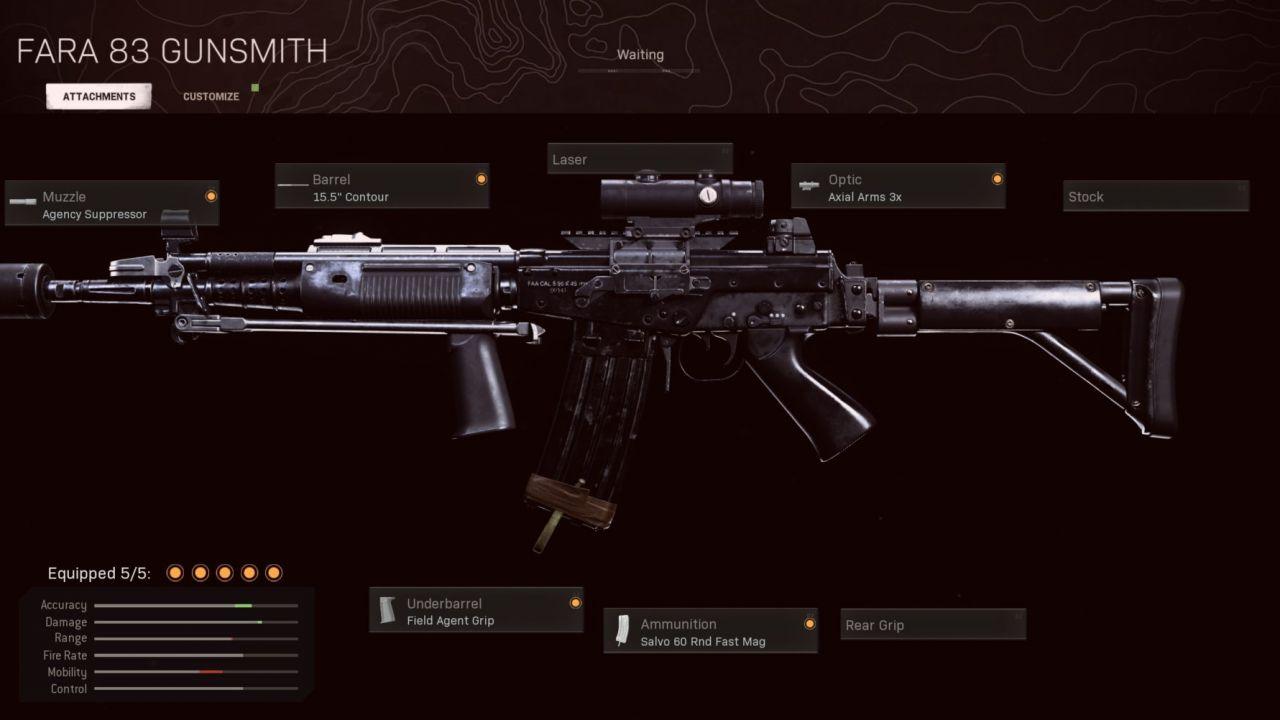 Call of Duty Warzone: guida alla miglior build per il FARA 83