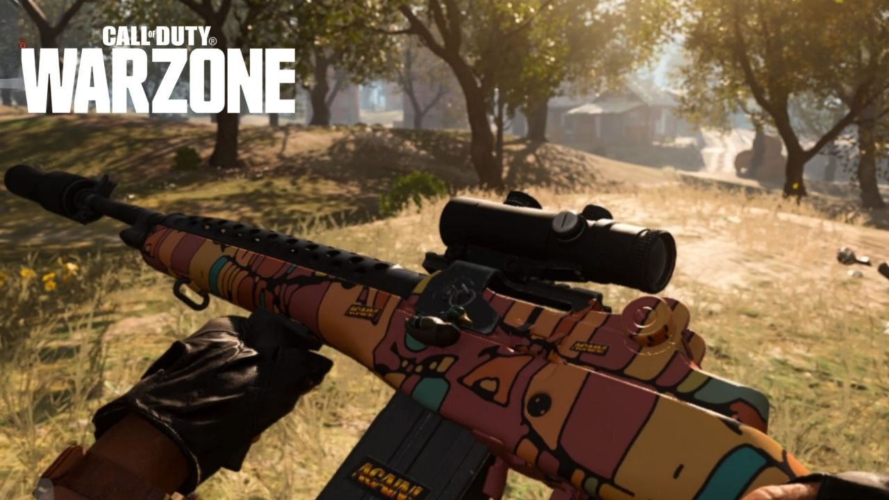 Call of Duty Warzone: la nuova patch nerfa ulteriormente DMR 14 e Type 63