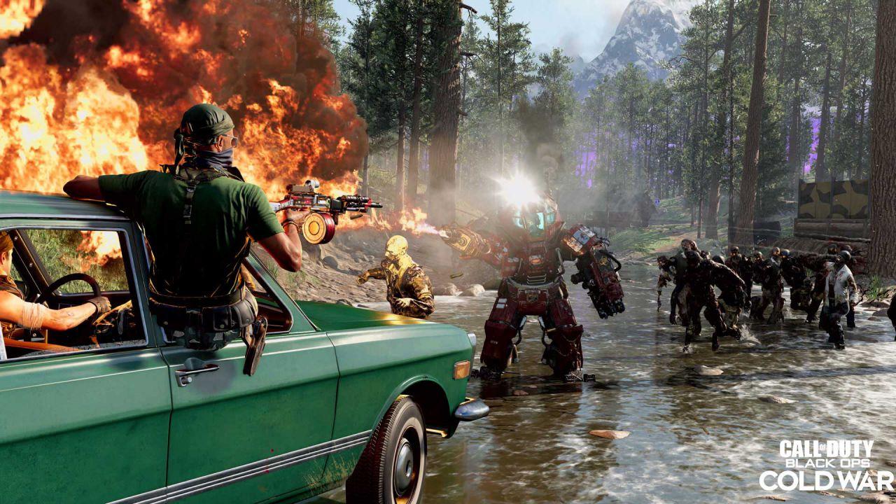 Call of Duty Warzone: i silenziatori ritornano allo stato pre-Stagione 2