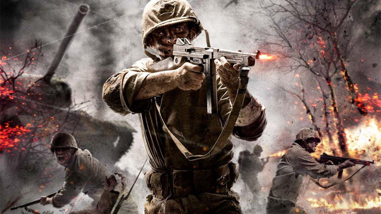 Call of Duty: World At War II appare su Amazon?