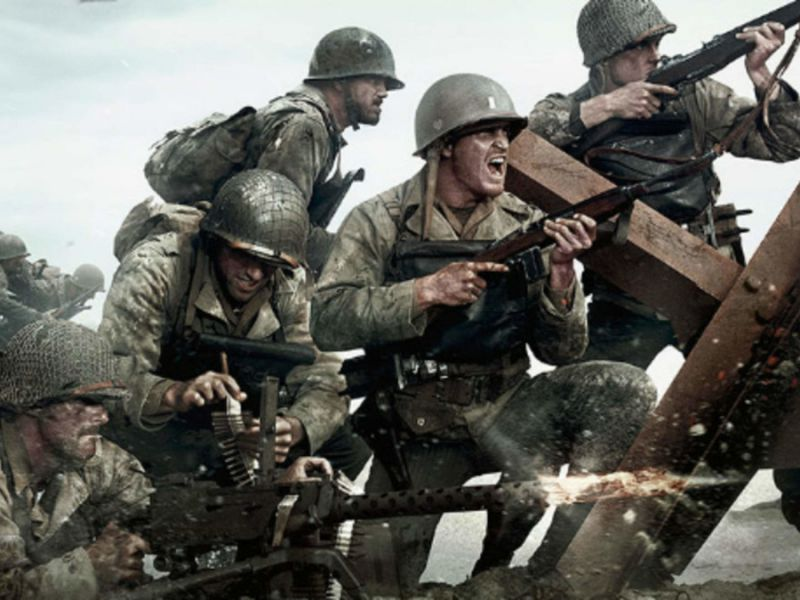 Is Call of Duty WWII Vanguard the name of the new COD 2021?